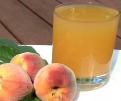 Peach Cordial