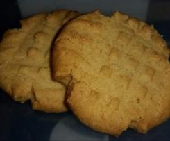 Peanut Butter Crinkles