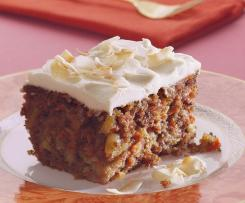 Variation Best Ever Carrot Cake