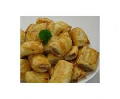 Variation Vegetarian Sausage Rolls