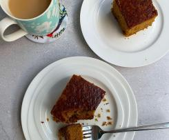 Jamaican style ginger cake