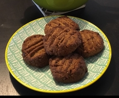 Cinnamon Spice Biscuits