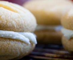 Vanilla Yoyo Biscuits