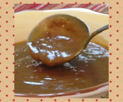 Easy homemade onion gravy