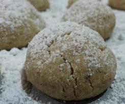 Pecan biscuits
