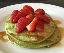 'Shrek' Pancakes