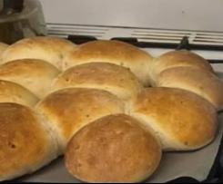 MIxed Grain Bread rolls