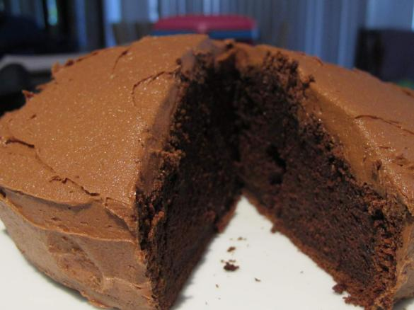 Cake Recipes In Pdf: Deliciously Moist Chocolate Cake By Breemix. A Thermomix