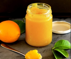 Whole Egg Lemon Curd