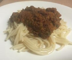 Anna's Spaghetti Bolognaise Sauce