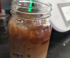 Mixie's cold brew coffee