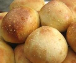Pandesal Filipino Bread Rolls