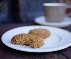 Wholefood ANZAC Biscuits