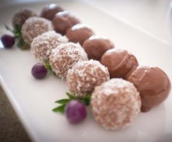 Sinful Chilli Chocolate Balls