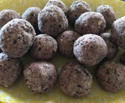 Blueberry Bliss Balls