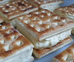 Vanilla Slice - quick easy 4 ingredients