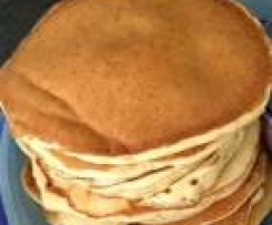 Pancakes - Thick & tasty