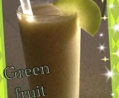 Green Fruit Bomb