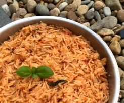 Ham and Tomato Rice (TM5 Boiled Rice Automated Recipe HACK)
