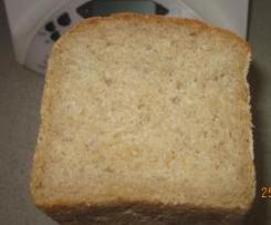 Atta wholemeal flour bread