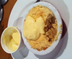 Apple Crumble for 2