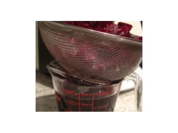 Natural (Beetroot) red food colouring