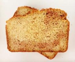 Apple & Almond Bread (paleo, grain-free, sugar-free, diary-free)