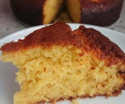 Mathias' crunchy top lemon cake