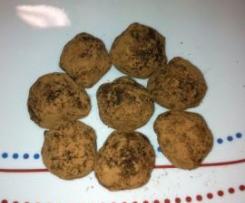 Muma Mutembo's Rum Balls ( gluten free, lactose free, fructose friendly)
