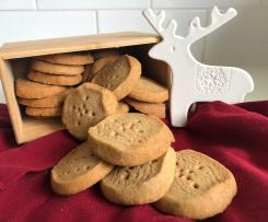 The Daily Mix - Christmas Spiced Shortbread