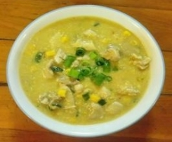 Chicken and Corn Soup TM5