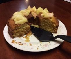 Lemon & Orange Syrup Cake