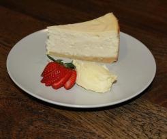 Gluten Free New York Baked Cheesecake