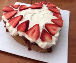 Nonna Gloria's Sponge Cake
