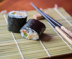 Egg Sushi Rolls