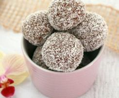 Variation Choc Peppermint Balls