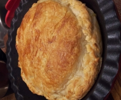 Chicken Vegie Pie