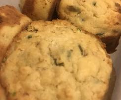 GF DF Savoury Muffins