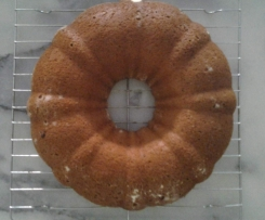 Clone of Apple Tea Cake in a bunt tin