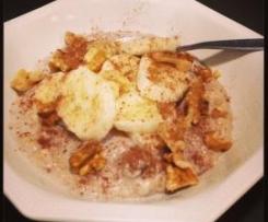 Porridge - Gluten Free, Dairy Free & Fructose Free