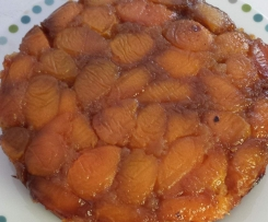 Apricot (Upside Down) Cake