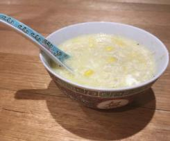 Quick and Easy Chicken and Sweet Corn Soup