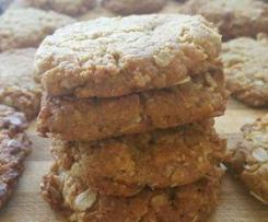Best Chewy Anzac Biscuits
