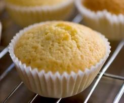 FODMAP Simple Vanilla Cupcake