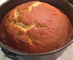 Buttermilk Birthday Cake