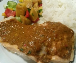 Jamaican Salmon