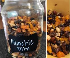 Monica's Munchie Mix