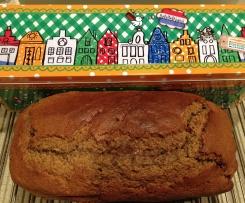 Ontbijtkoek (Dutch Spiced Ginger Bread)