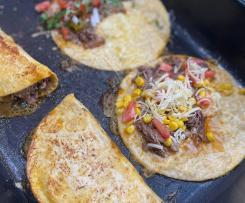 Birria Tacos - TikTok Tacos