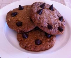 Nut Butter Spelt Cookies